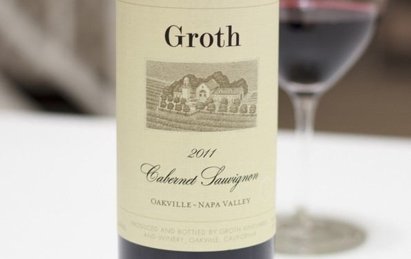 Just Tasted : 2011 Groth Cabernet Sauvignon | Designs of Any Kind
