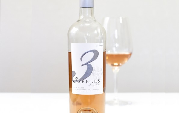 Just Tasted | 2012 3Spells Napa Valley Rosé | Designs of Any Kind