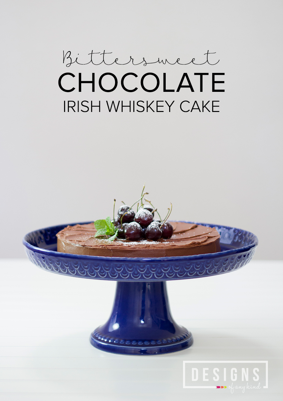 Bittersweet Chocolate-Bourbon Pops Recipe — Dishmaps