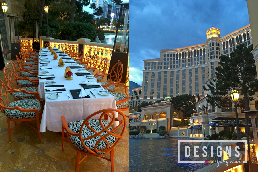 An Epic Weekend in Las Vegas for a Birthday Celebration Like No Other! | designsofanykind.com