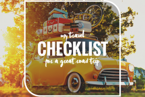 My Travel Checklist for a Great Road Trip