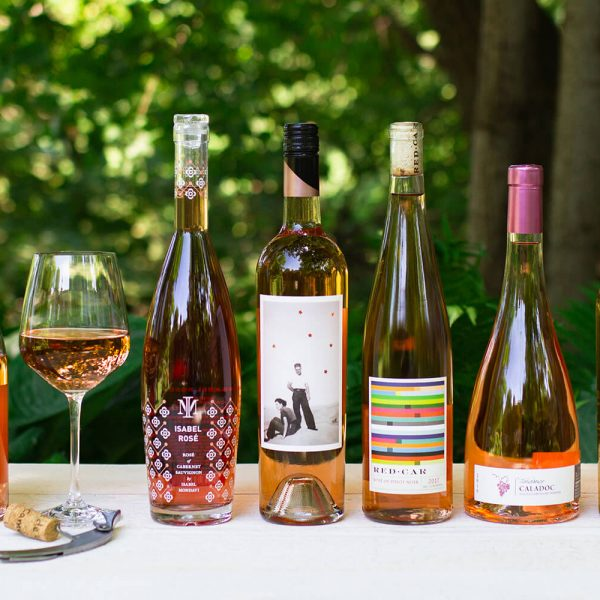 It's rosé wine season and we couldn't be more excited! These are our top 8 rosé wines to drink this summer! Read more at www.designsofanykind.com