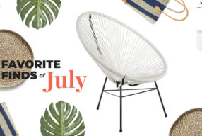 My Favorite Finds of July